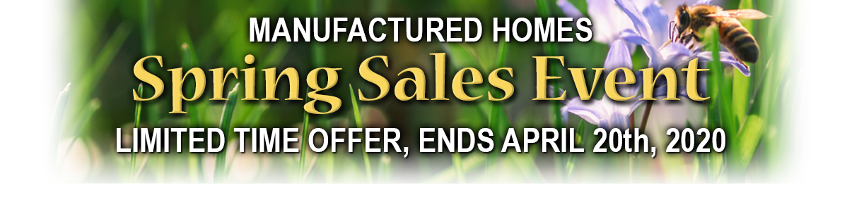 Sale Ends Monday, April 20th, 2020